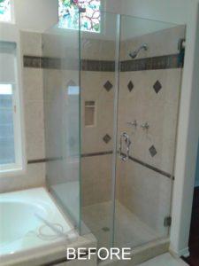Shower Door Cleaning Service Brad S